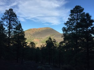 Destinations: Sunset Crater Volcano National Monument, AZ