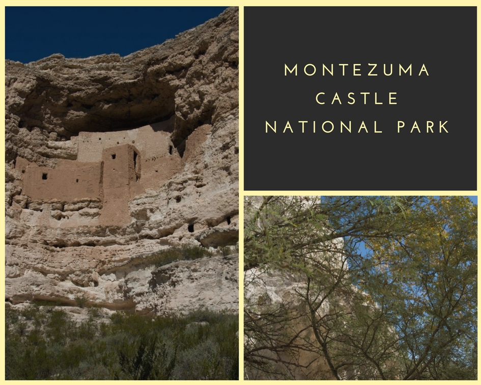 A Quick Stop at Montezuma Castle in Arizona