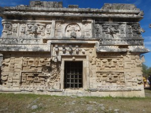 Chichen Itzá. Temple