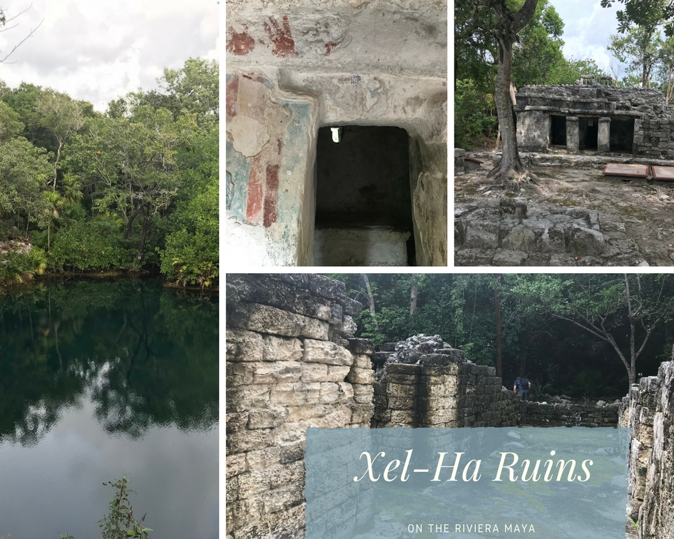 Xel-Ha Ruins Are Always Worth a Visit When You Are on the Mayan Riviera