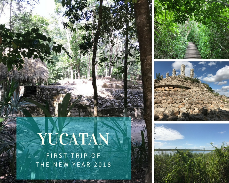 Starting the New Year with a Trip to Mexico's Yucatan Peninsula