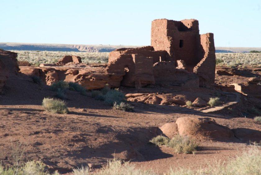 Wukoki ruins. photo (c) Győző Egyed