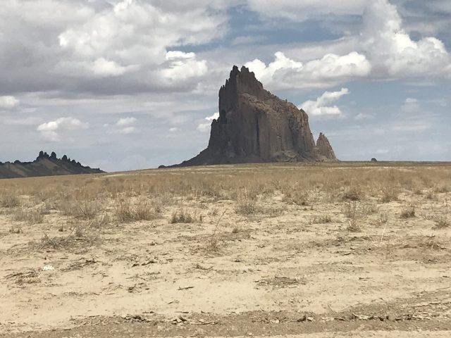 Shiprock. Four Corners. Dinétah, NavajoLand