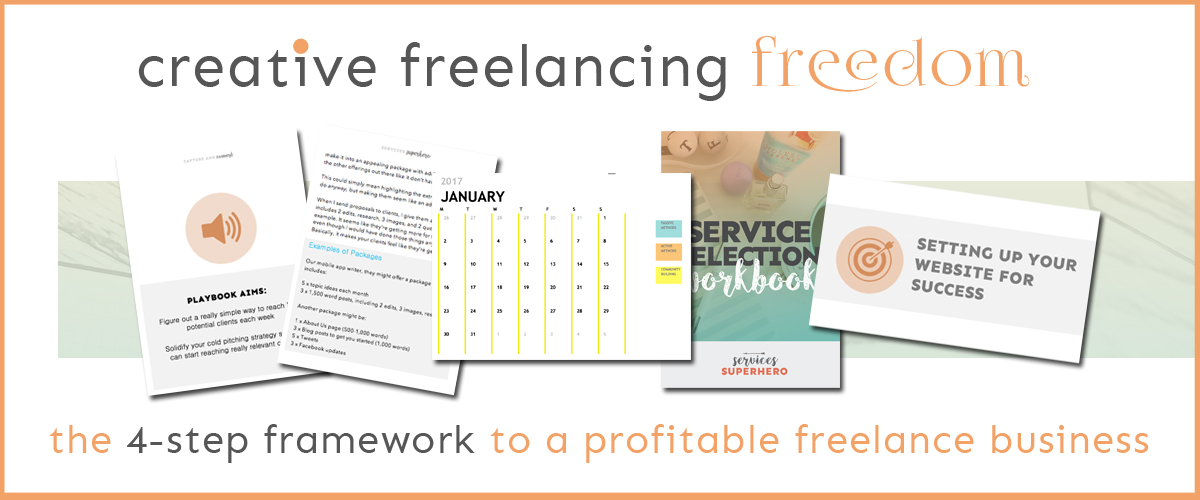 Profitable freelance business