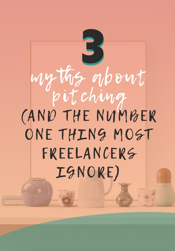 freelance pitching
