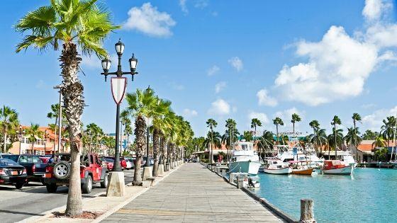 Aruba Harbour