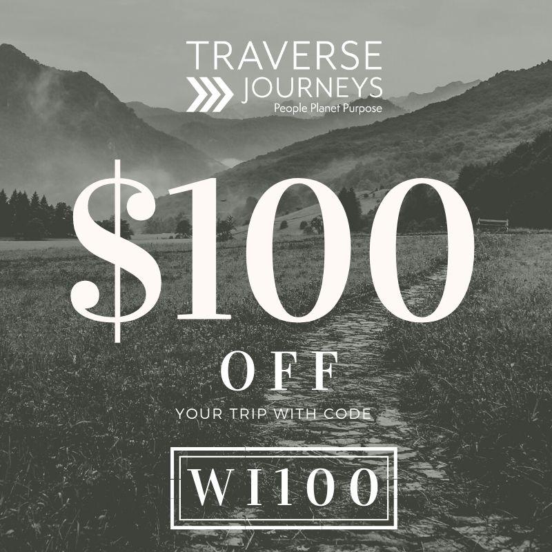 Discount Traverse Journeys