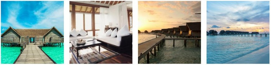 COMO Cocoa Island Maldives Resort