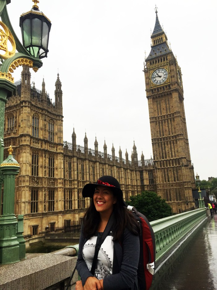 A bag fit enough so you can run from the underground to say goodbye to Big Ben before your train departs in 25 minutes. Choosing the right backpack will ensure you're properly equipped to have an enjoyable trip. This and other packing tips for surviving out of a suitcase. #travel #wanderlust #wandergluttony