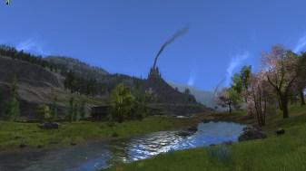 Lamedon, west Gondor