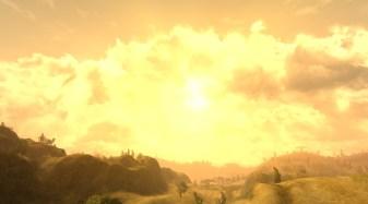 Lonelands dusk