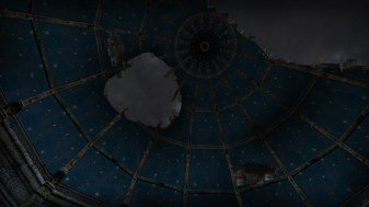 Dome of Stars ceiling