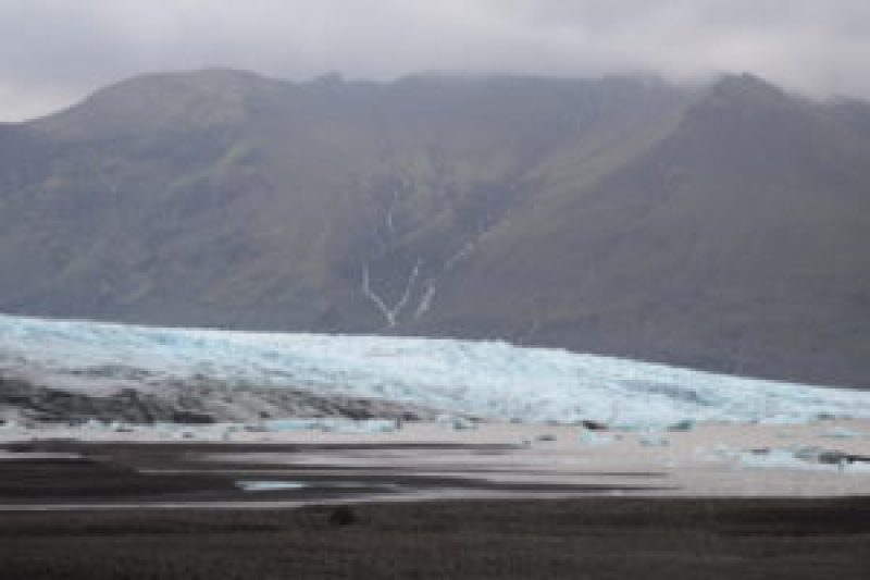 Iceland's South Coast, Skaftafell