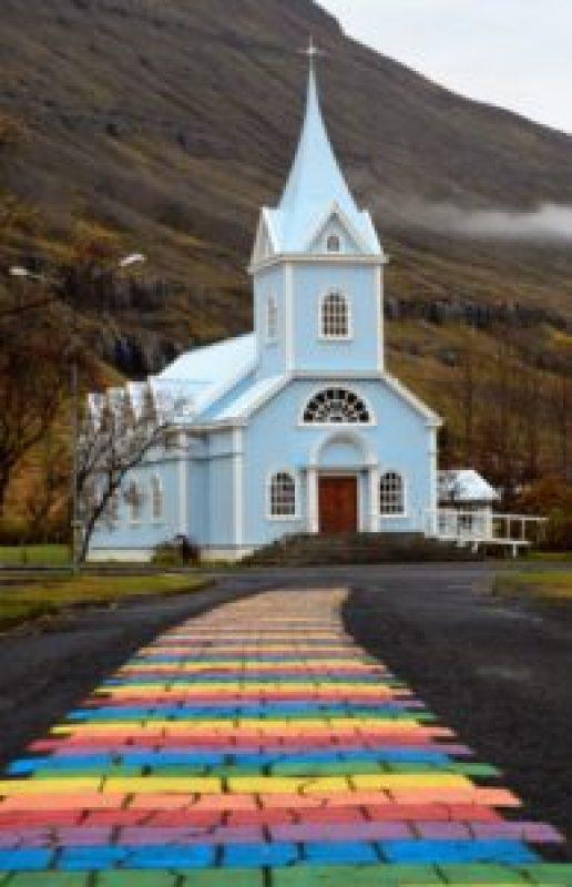 Iceland's Eastern Fjords Seyðisfjörður