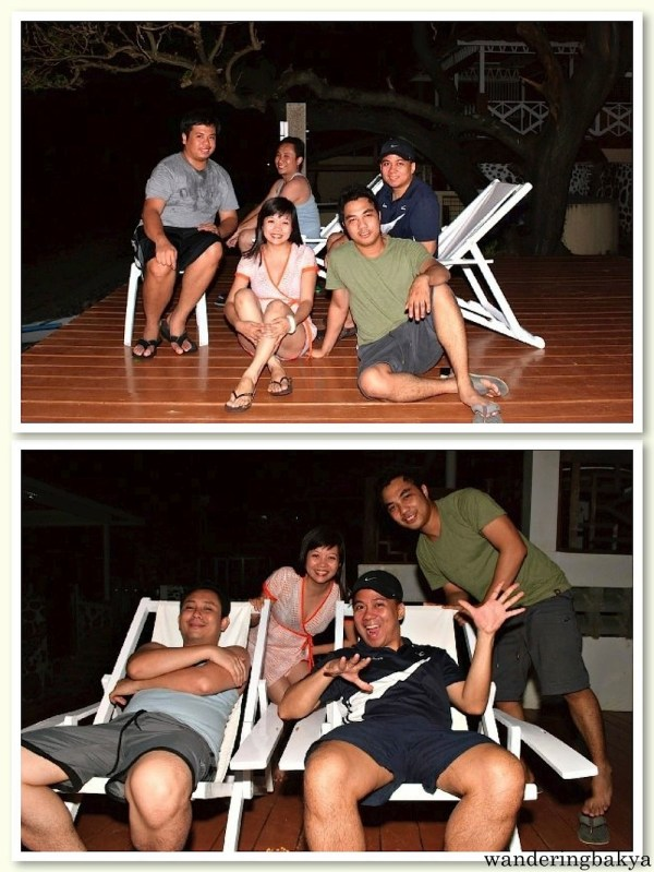 In Batangas with the boys. Photos by John