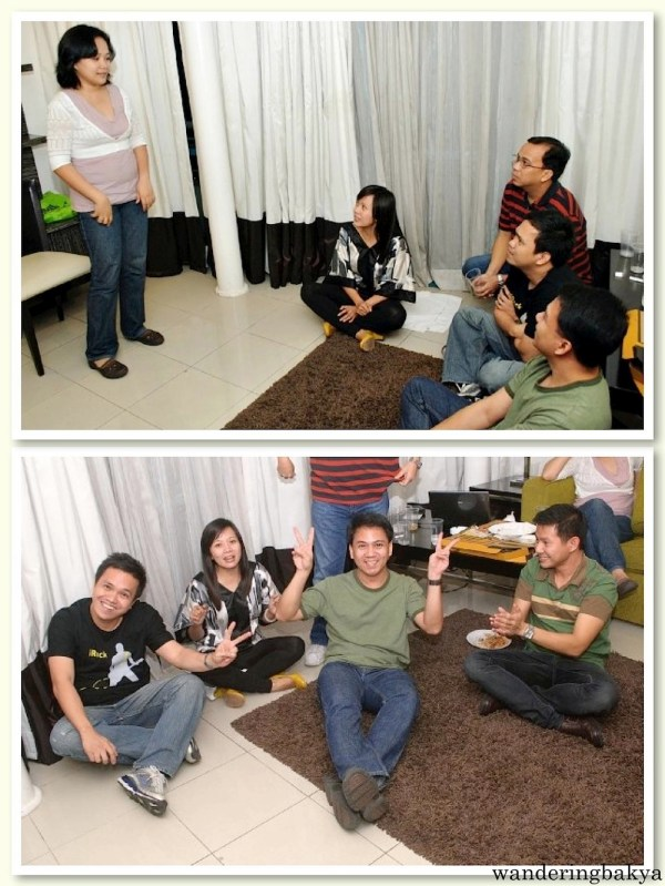 Charades was a staple of any party or reunion. It was competitive and involved our version of trash talking. ☺ Photos by John