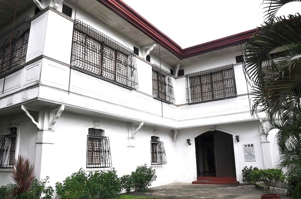 This bahay na bato was built in 1998. It houses historical memorabilia related to Marcelo H. del Pilar and other Philippine heroes.