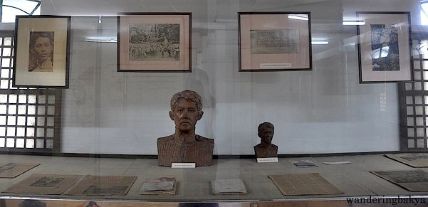 There is a section dedicated to Gregorio del Pilar, the nephew of Marcelo H. del Pilar. The young general valiantly fought against the Texas Regiment in Tirad Pass to give Gen. Emilio Aguinaldo the much needed head start over the Americans hot in his pursuit. He was killed after five hours of fighting. He was only 24.