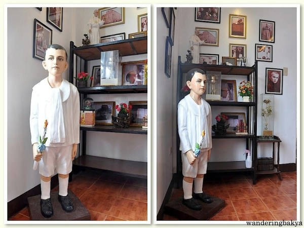 The Little Poland Museum is shows parts of the house and basement where Pope John Paul II grew up. The photos show Pope John Paul II as a kid, his baby and family photos, and a small sculpture as a pope.