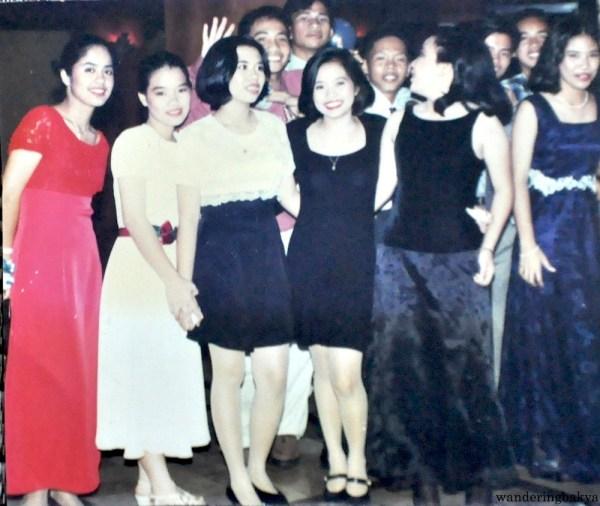 Junior-Senior Prom night