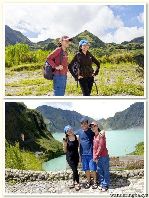 Climbing Mount Pinatubo with Virg and Jed. Photos by Laurence
