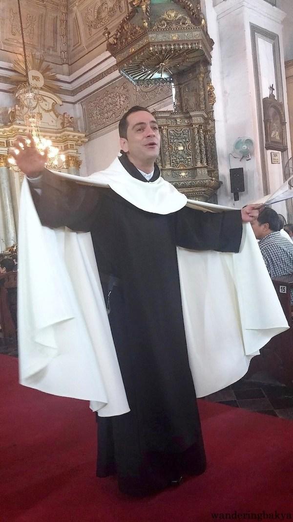 The Cantico Espiritual performance