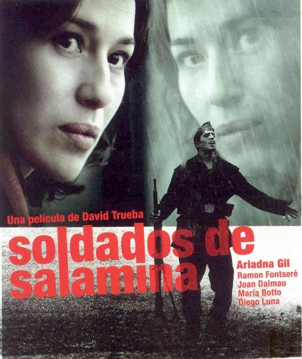 Soldados de Salamina. Photo from gestioncultura.cervantes.es