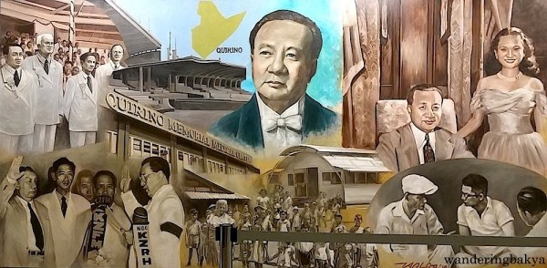 Quirino Presidency by Romy Carlos and Michael Velasco