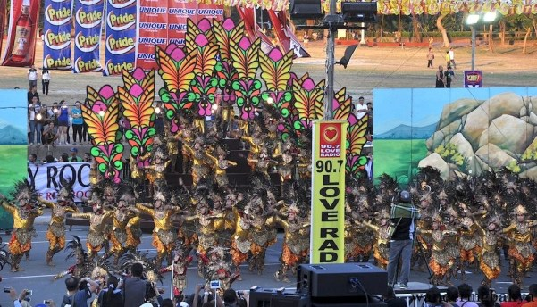 Sinulog Festival showcased its winning form