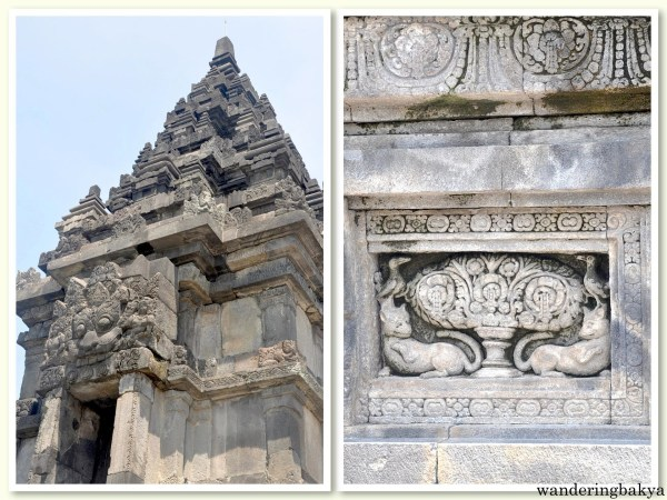 Details of the Pervara temple.
