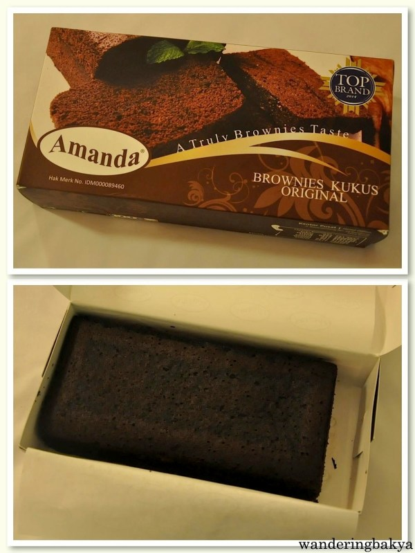 Amanda's Brownies