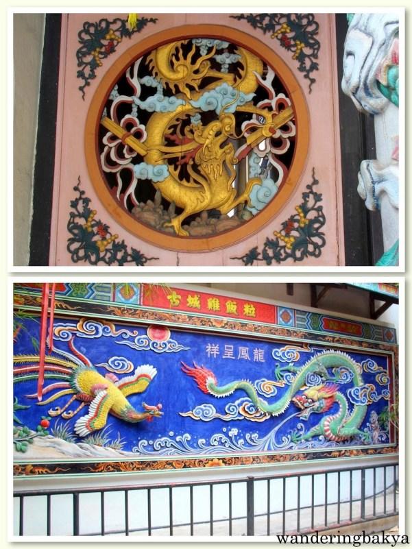 Chinese designs found in Jonker Walk