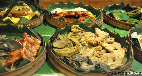 Our dinner on our first day in Jakarta was at Warung Nasi Ampera, a Sundanese restaurant.