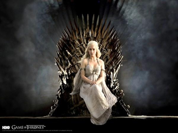 Daenerys Targaryen. Photo from thoughtcatalog.file.wordpress.com