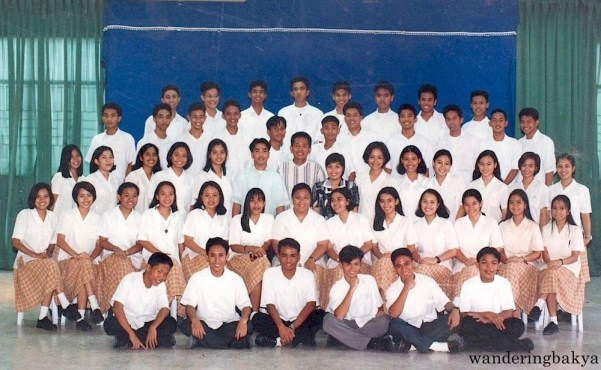 My batch posed for our last few photos at Pisay. Photo courtesy of Jed.