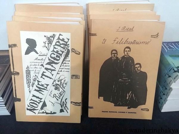Jose Rizal's Noli Me Tangere and El Filibusterismo (Facsimile)