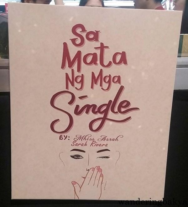 Sa Mata ng mga Single (In the eyes of single)