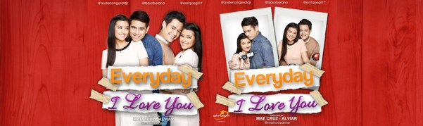 Poster of Star Cinema's Everyday I Love You. Photo from starcinema.abs-cbn.com.