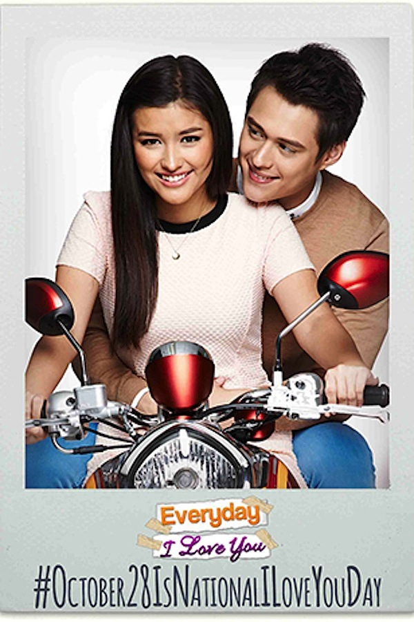 Liza Soberano and Enrique Gil in Star Cinema's Everyday I Love You. Photo from starcinema.abs-cbn.com.