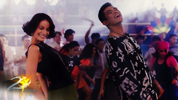Dayanara Torres and Gary Valenciano in Star Cinema's Hataw Na! Photo from starcinema.abs-cbn.com