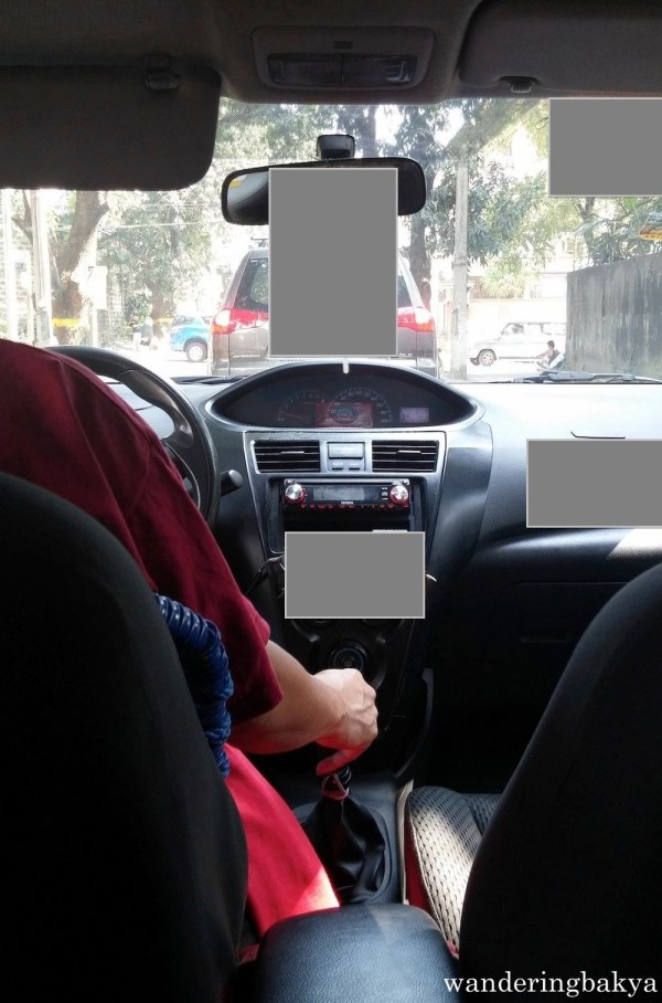 Taxi Tales - The Good Ones. Stories of good taxi drivers in Metro Manila.