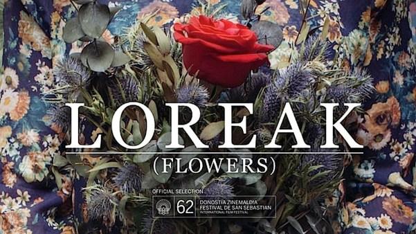 Loreak (Flowers) is a Basque film directed by Jon Garaño and Jose Mari Goenaga. Photo from vimeo.com