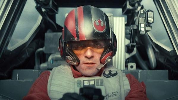Star Wars: The Force Awakens' Poe Dameron (Oscar Isaac). Photo from idigitaltimes.com
