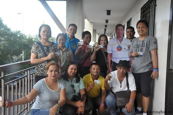 MRRD NECC - NCR members at the Pasig Headquarters.