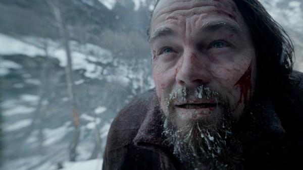The Revenant's Hugh Glass (Leonardo DiCaprio). Photo from variety.com