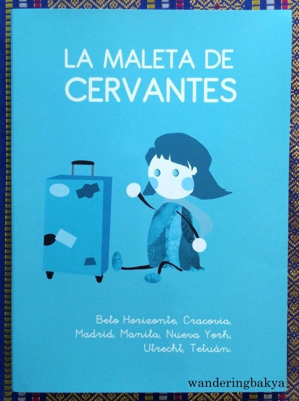 La Maleta de Cervantes by Instituto Cervantes. A children story, with lots of photos and games. I finished it. ☺