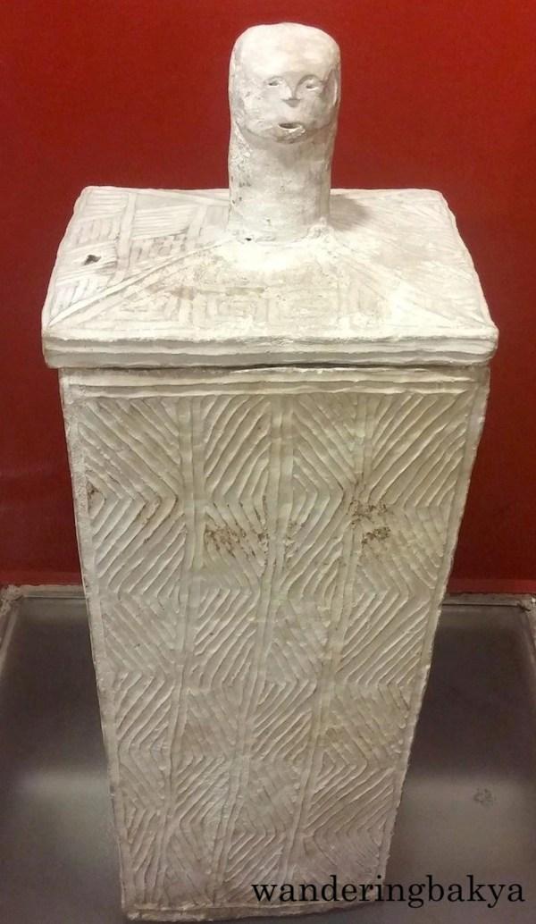 Limestone Burial Jar of Kulaman (South Cotabato)