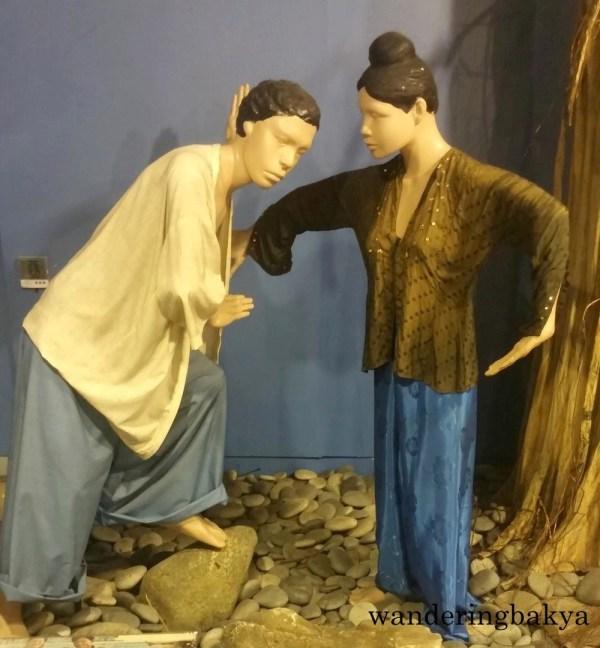 Mag-Jinn, dance trance rite for healing of Badjao (Sulu).