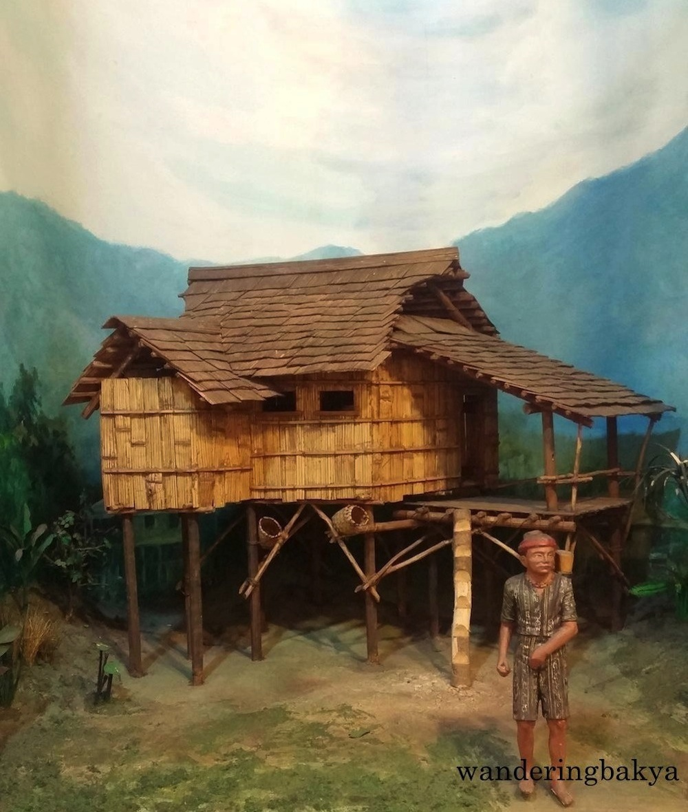 Traditional filipino houses wandering bakya - Traditional houses attic ...