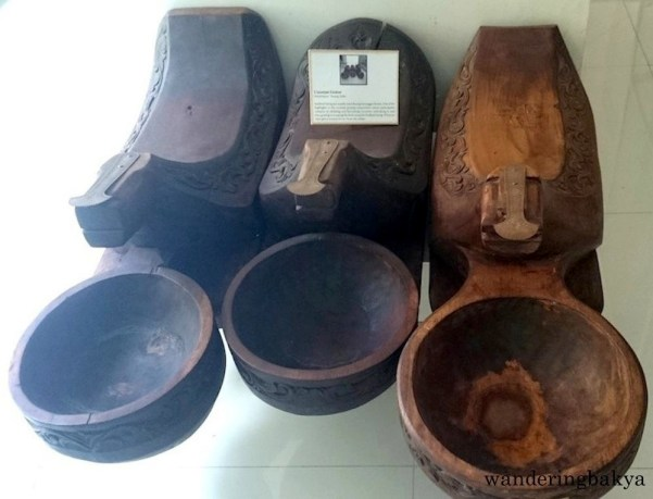 Coconut Grater from Tausug Tribe. Photo by SPRDC